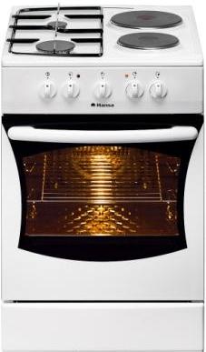 Кухонная плита Hansa FCMW52007010 - общий вид