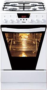 Кухонная плита Hansa FCMW57032030 - общий вид