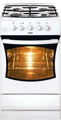 Кухонная плита Hansa FCGW54001010 - общий вид
