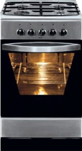 Кухонная плита Hansa FCGX57203030 - общий вид