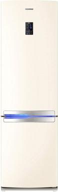 Холодильник с морозильником Samsung RL57TGBVB1 - вид спереди