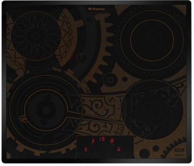 Электрическая варочная панель Hansa BHC63505 - общий вид