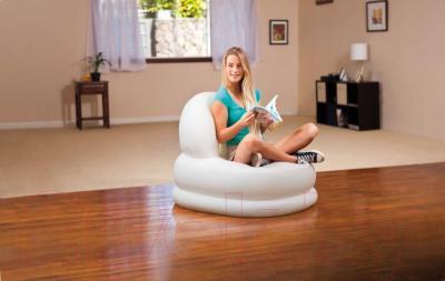 Надувное кресло Intex 68591NP - в интерьере