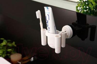 Стакан для зубных щеток Feca 442161-0628 - в интерьере