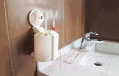 Стакан для зубных щеток Feca 442166-0611 - в интерьере