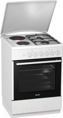 Кухонная плита Gorenje K613E02WKA