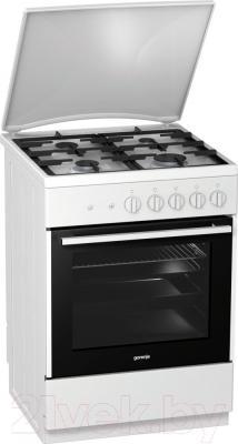 Кухонная плита Gorenje G611E04WKA