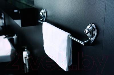 Держатель для полотенца Feca 440521-9028 (хром) - в интерьере
