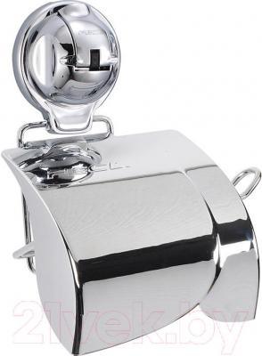 Держатель для туалетной бумаги Feca 440721-9028 (хром) - общий вид