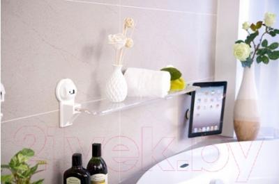 Полка для ванной Feca 426111-0628 - в интерьере
