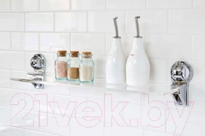 Полка для ванной Feca 426111-9028 - в интерьере