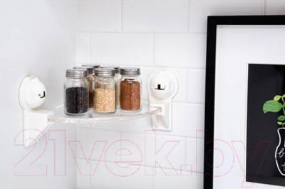 Полка для ванной Feca 426111-0611 - можно использовать на кухне