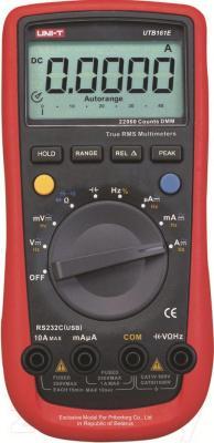 Мультиметр цифровой UNI-T UTB161E - общий вид