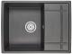 Мойка кухонная Granula GR-6501 (черный) -