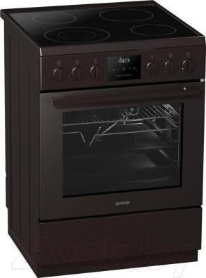Кухонная плита Gorenje EC633E15BRKU