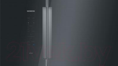 Холодильник с морозильником Siemens KA92NLB35R