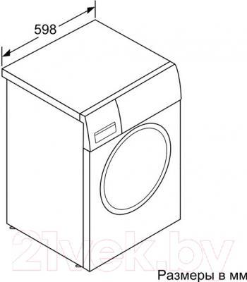 Стиральная машина Bosch WAY28742OE