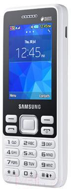 Мобильный телефон Samsung Metro / B350E (белый)