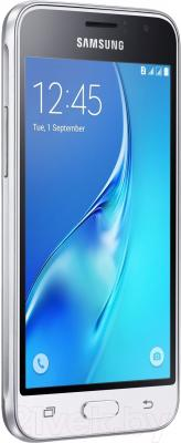 Смартфон Samsung Galaxy J1 2016 / J120F/DS (белый)