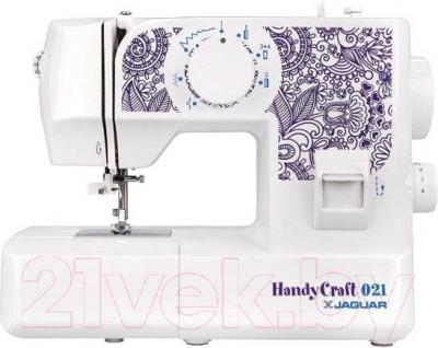 Швейная машина Jaguar HandyCraft 021
