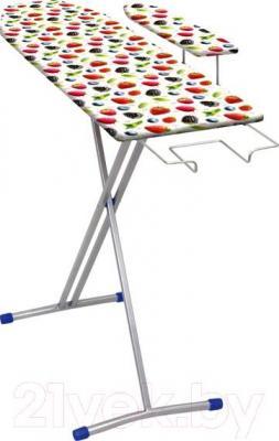 Гладильная доска Ника 2 / Н2 (ягоды) - рисунок на чехле: ягоды/цвет чехла уточняйте при заказе