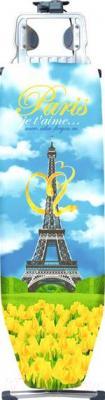 Гладильная доска Ника 9 / Н9 - рисунок на чехле: Эйфелева башня/цвет чехла уточняйте при заказе