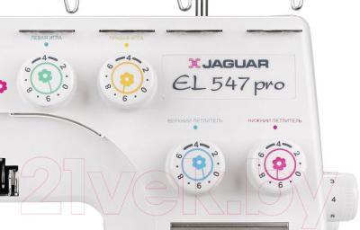 Оверлок Jaguar EL 547 Pro