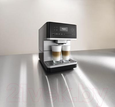 Кофемашина Miele CM 6110 (черный обсидиан)