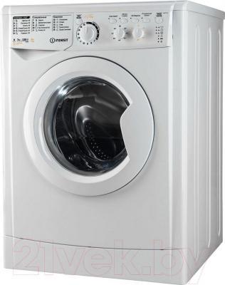 Стирально-сушильная машина Indesit EWDC 7125