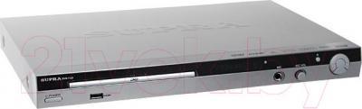 DVD-плеер Supra DVS-112X (серебристый)