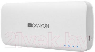 Портативное зарядное устройство Canyon CNE-CPB100W