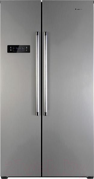 Холодильник с морозильником Candy