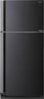 Холодильник с морозильником Sharp SJ-XE59PMBK -