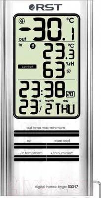 Метеостанция цифровая RST 02317