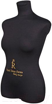 Манекен Royal Dress Forms Christina (черный, размер 44)
