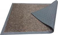 Грязезащитный коврик Kleen-Tex Entrance 115x175 (темно-коричневый) -