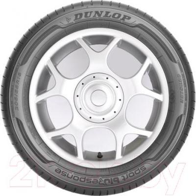 Летняя шина Dunlop SP Sport Bluresponse 185/55R15 82H