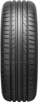 Летняя шина Dunlop SP Sport Bluresponse 195/60R16 89V