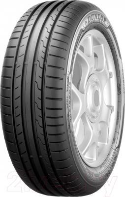 Летняя шина Dunlop SP Sport Bluresponse 215/55R16 93V