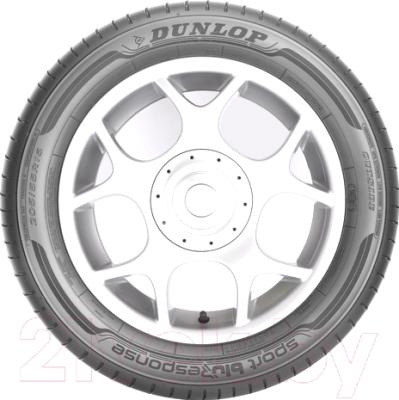 Летняя шина Dunlop SP Sport Bluresponse 225/55R16 95V