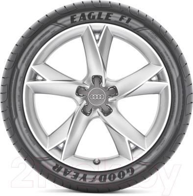 Летняя шина Goodyear Eagle F1 Asymmetric 2 255/40R18 99Y