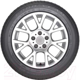Летняя шина Goodyear EfficientGrip 235/45R19 95V Runflat