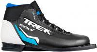 Ботинки для беговых лыж TREK Soul ИК NN75 (черный, размер 45) -
