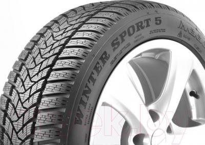 Зимняя шина Dunlop SP Winter Sport 5 195/55R15 85H