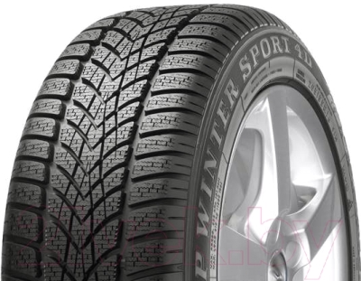 Зимняя шина Dunlop SP Winter Sport 4D 195/65R16 92H