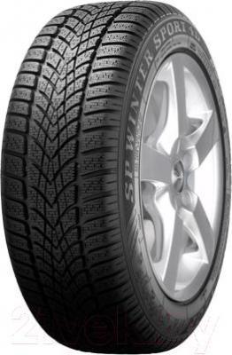 Зимняя шина Dunlop SP Winter Sport 4D 205/55R16 91H