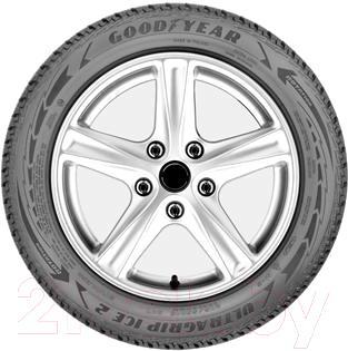 Зимняя шина Goodyear UltraGrip Ice 2 215/55R16 97T