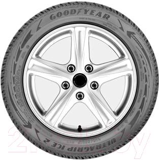 Зимняя шина Goodyear UltraGrip Ice 2 225/60R16 102T