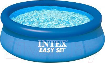 Надувной бассейн Intex Easy Set 28143NP (396x84)