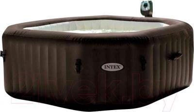 Бассейн-джакузи Intex 28436 (218x218x71)